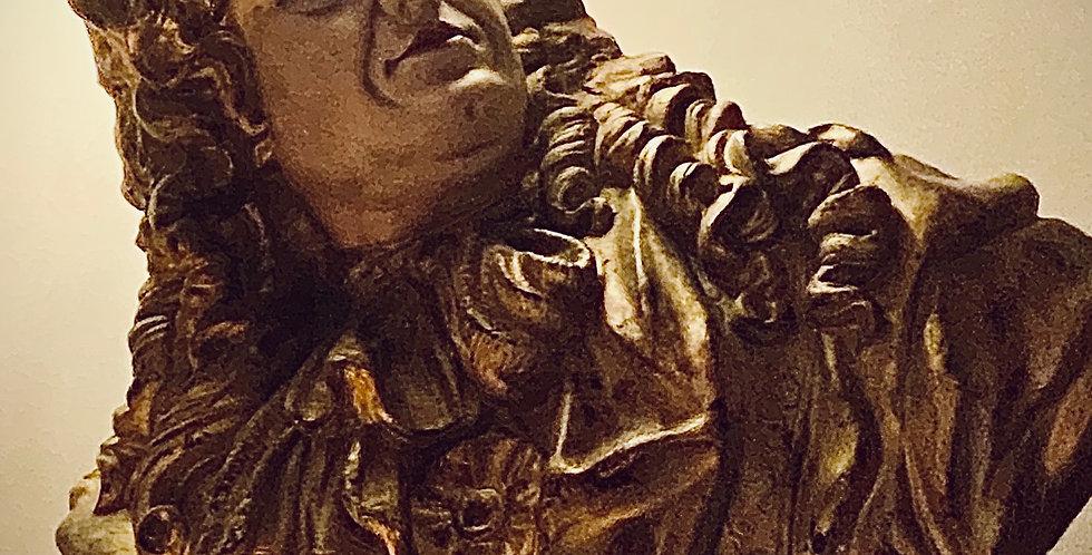 Buste Louis XIV