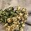 Thumbnail: Bouquet de roses séchées crème