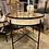 Thumbnail: Table base en canage grand modèle