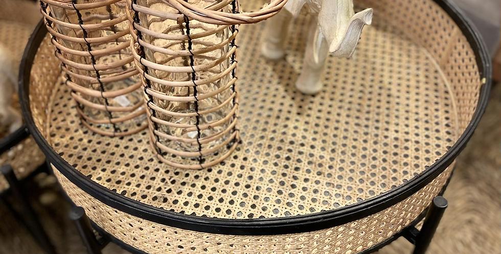 Table base en canage grand modèle