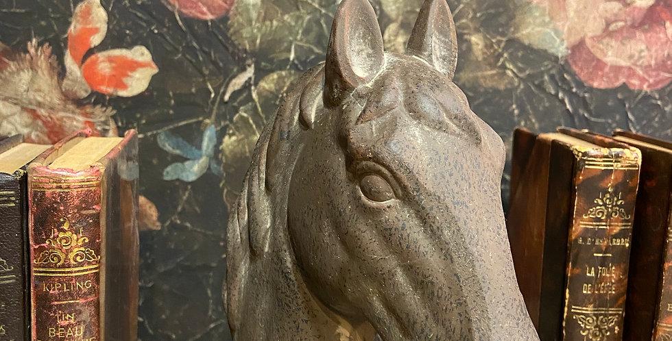 Tête de cheval petit modèle