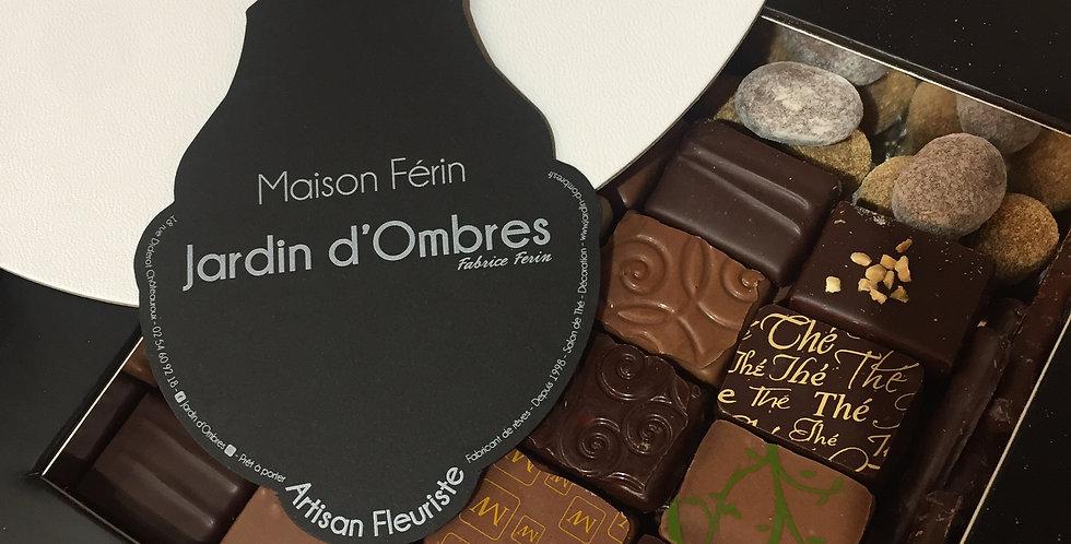 Coffret Chocolat Max Vauché 350g