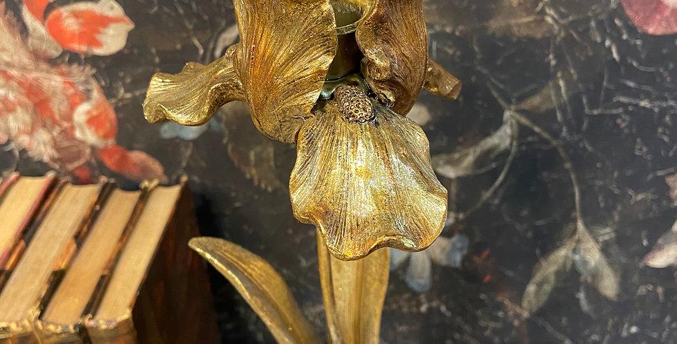 Bougeoir  fleur