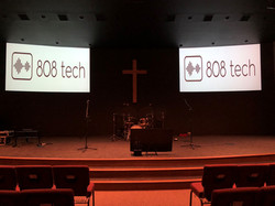 Church Projectors and Sound Systems