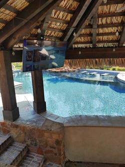 Poolside TV
