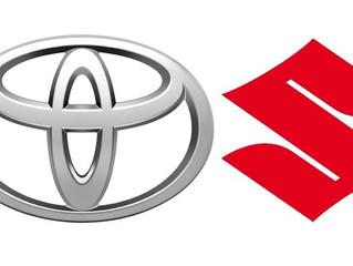 Toyota поведет Suzuki в светлое будущее