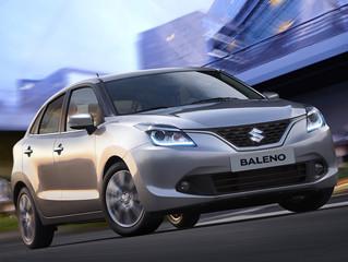 Новый Suzuki Baleno