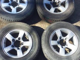 Колеса лето Suzuki Jimny