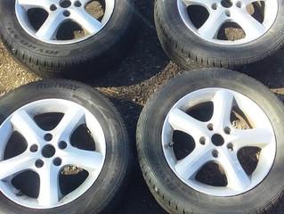 Колеса на Сузуки SX4