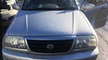 Новое поступление Suzuki Grand Vitara на запчасти.