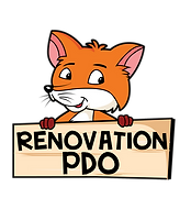 PDO Fox With Clear Background For Shirt.png