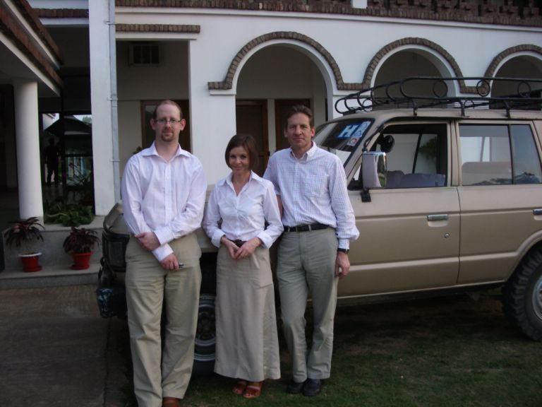 First team visit in 2006
