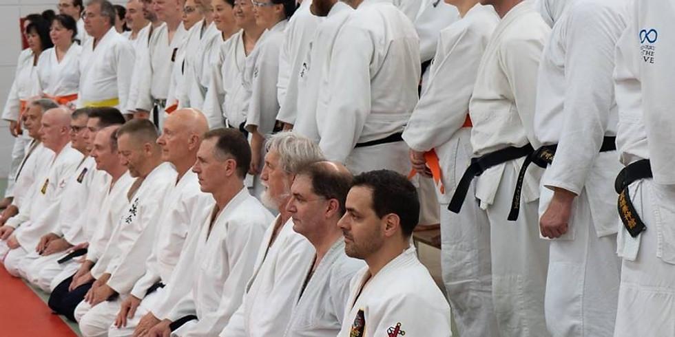 Défi Aïkido 22 Juillet - 24 Août 2019