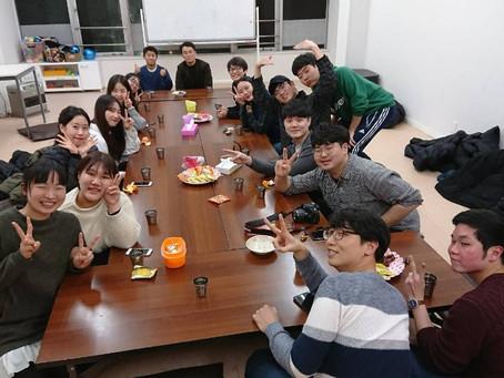 韓国イエス伝道団(YWAM)が新潟みのりキリスト教会に訪問しました。
