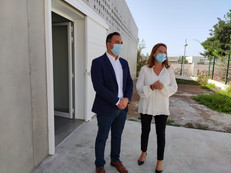 El nuevo Centro de Atención a las Drogodependencias y Adicciones de Lanzarote, listo para entrar en funcionamiento