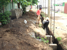Progress on Construction Project!
