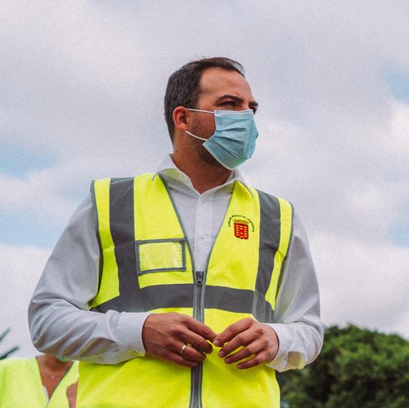 A licitación las obras de adecuación de la Plaza El Pavón de Tías por más de 142.000 euros