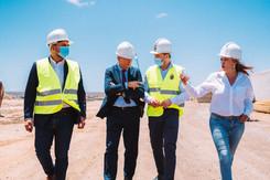 La ampliación del puerto de Playa Blanca está ejecutada al 70 por ciento