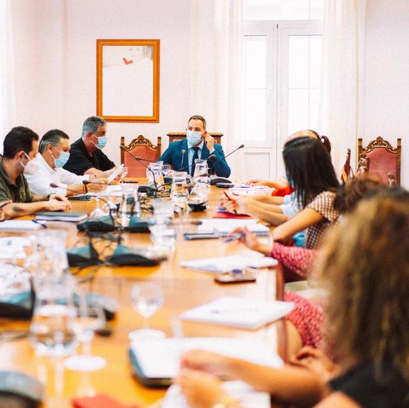 Lanzarote contará con 11,3 millones de euros para planes de Cooperación Municipal y de Empleo