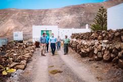 Adjudicadas las obras de mejora en varias calles del pueblo de La Degollada por más de 98.000 euros