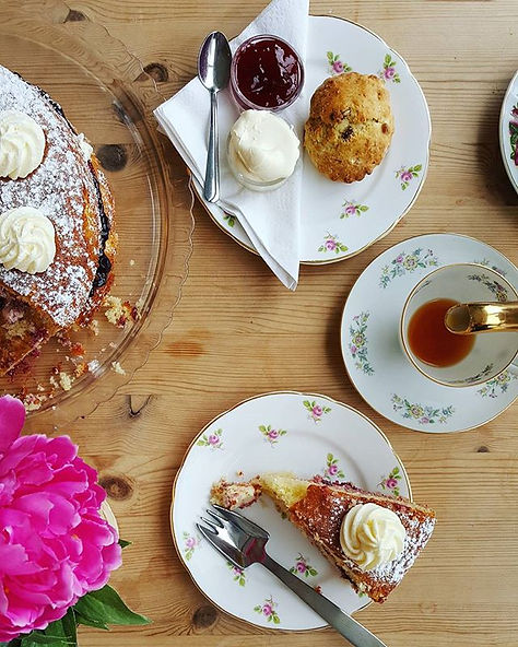 Afternoon Tea in Kent, gravesnd at The Pantry. Afternoon tea men and prices
