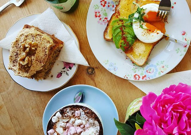 Brunch at The Pantry