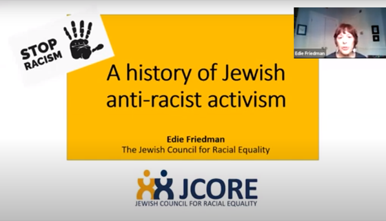 Heroes of Jewish activism against racism at Limmud