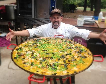 Paella-Antonio's Spanish special