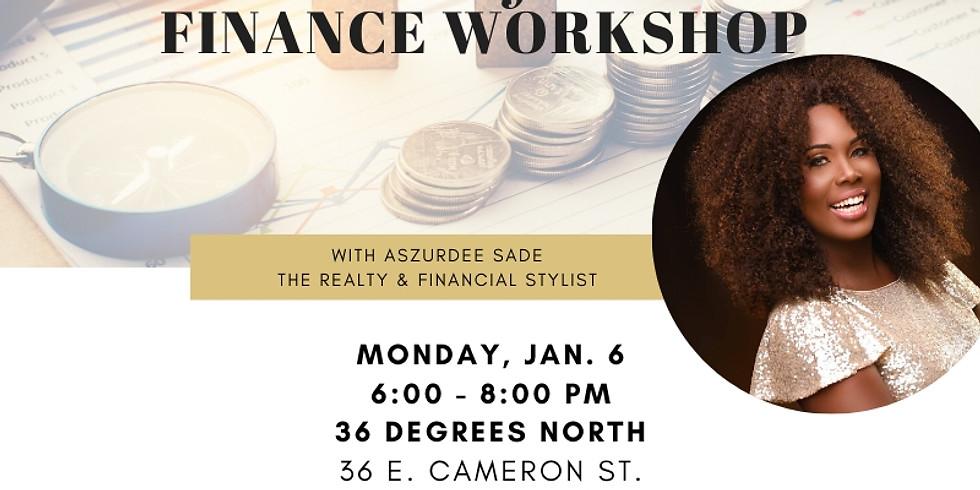 [TULSA] Personal & Business Finance Workshop