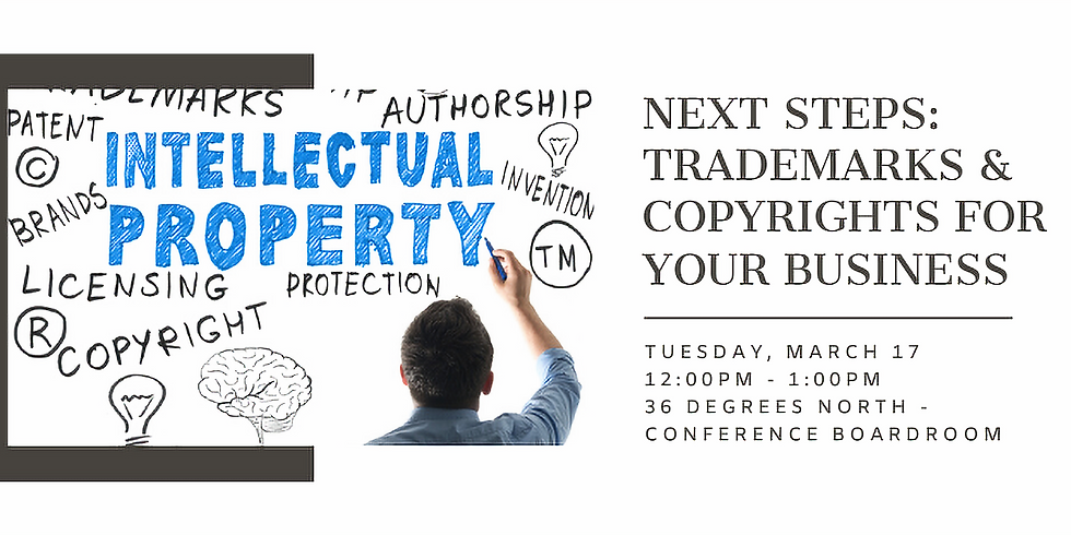 Next Steps: Trademarks & Copyrights for Your Business