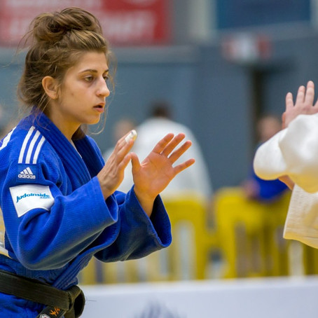 Stadlauer Quartett bei Judo Staats