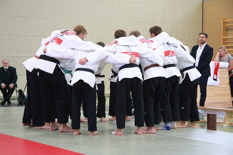 Judo-Bundesliga Team WAT-Stadlau