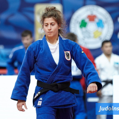 IJF World Tour: Asimina sammelt Grand-Prix-Erfahrung