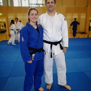Zwei neue Judo Lehrwarte für Stadlau!