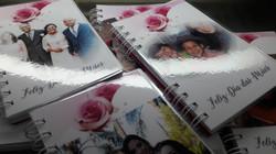 Cadernetas 11 x 17 cm