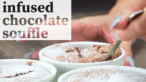Chocolate Souffle weedfeed _thumbnail.jp