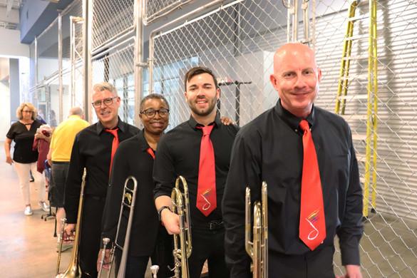 MetroGnomes Trombones