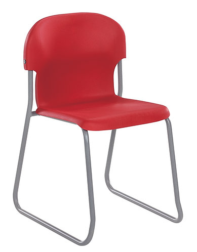 Chair 2000 Red Angle