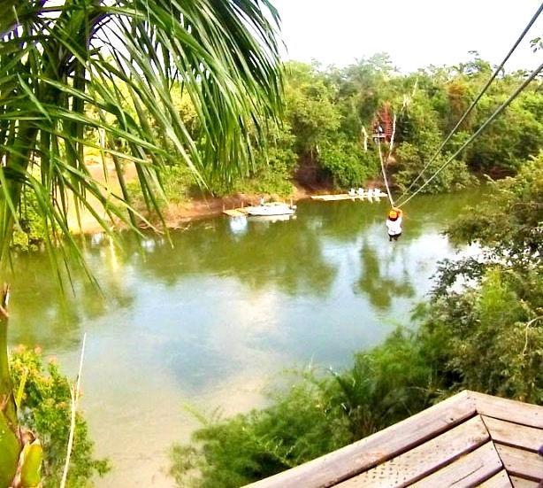 Belize Rainforest Ziplining