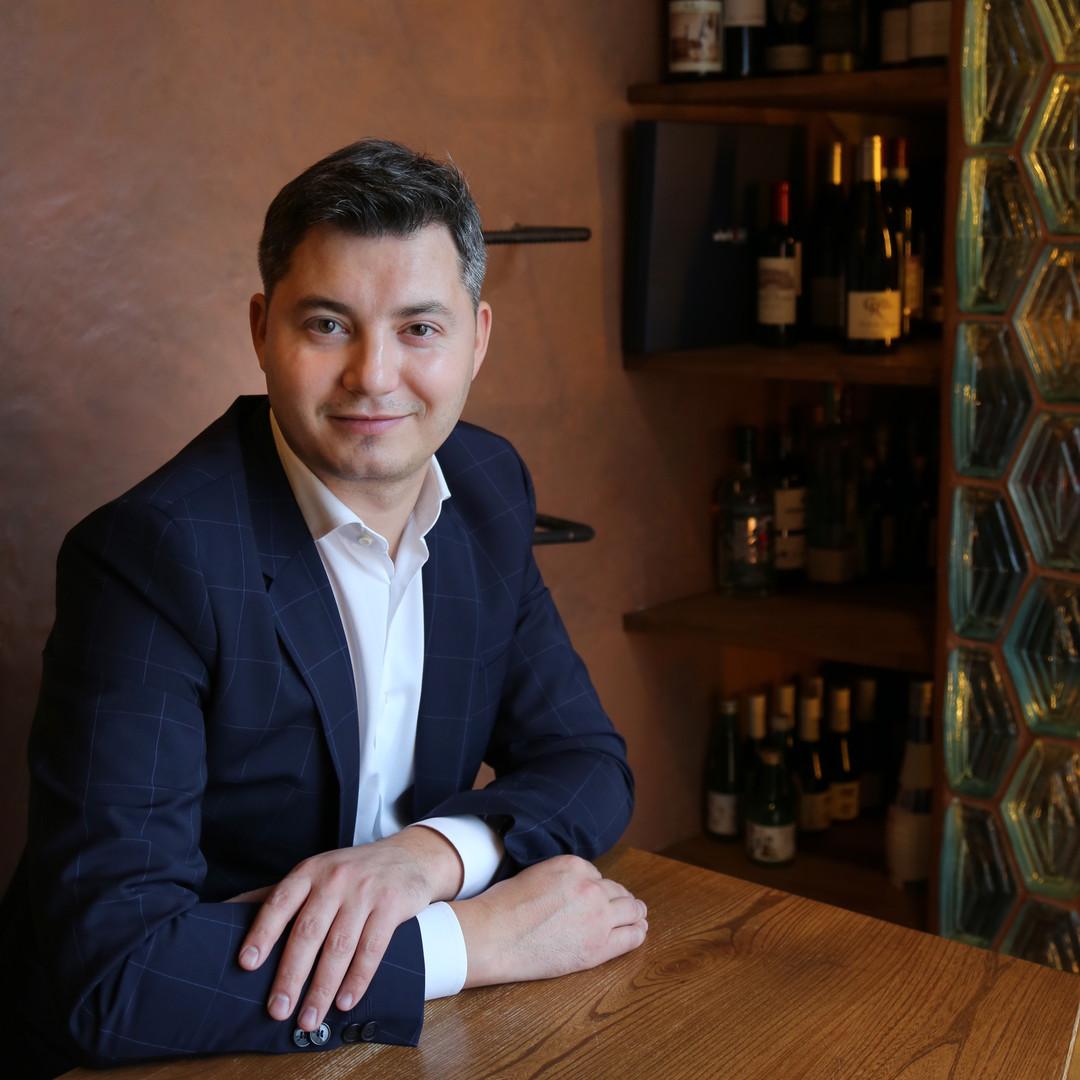 Dmitry Kipelkin – Chef sommelier