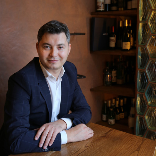 Dmitry Kipelkin – Chef sommelier