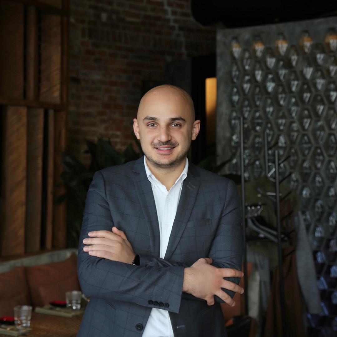 Rakhim Idiev - Head manager
