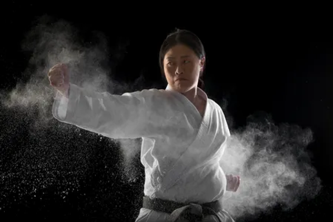 Martial Arts Woman.webp