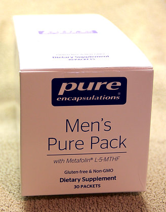Men's Pure Pack