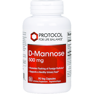 D-Mannose 500 mg