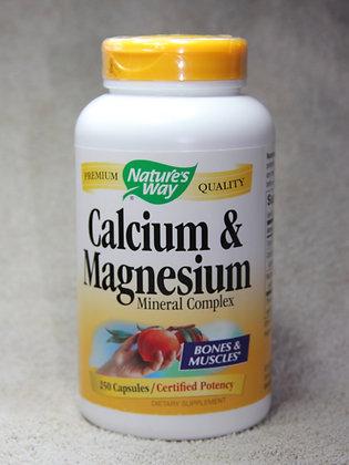 Calcium & Magnesium Mineral Complex