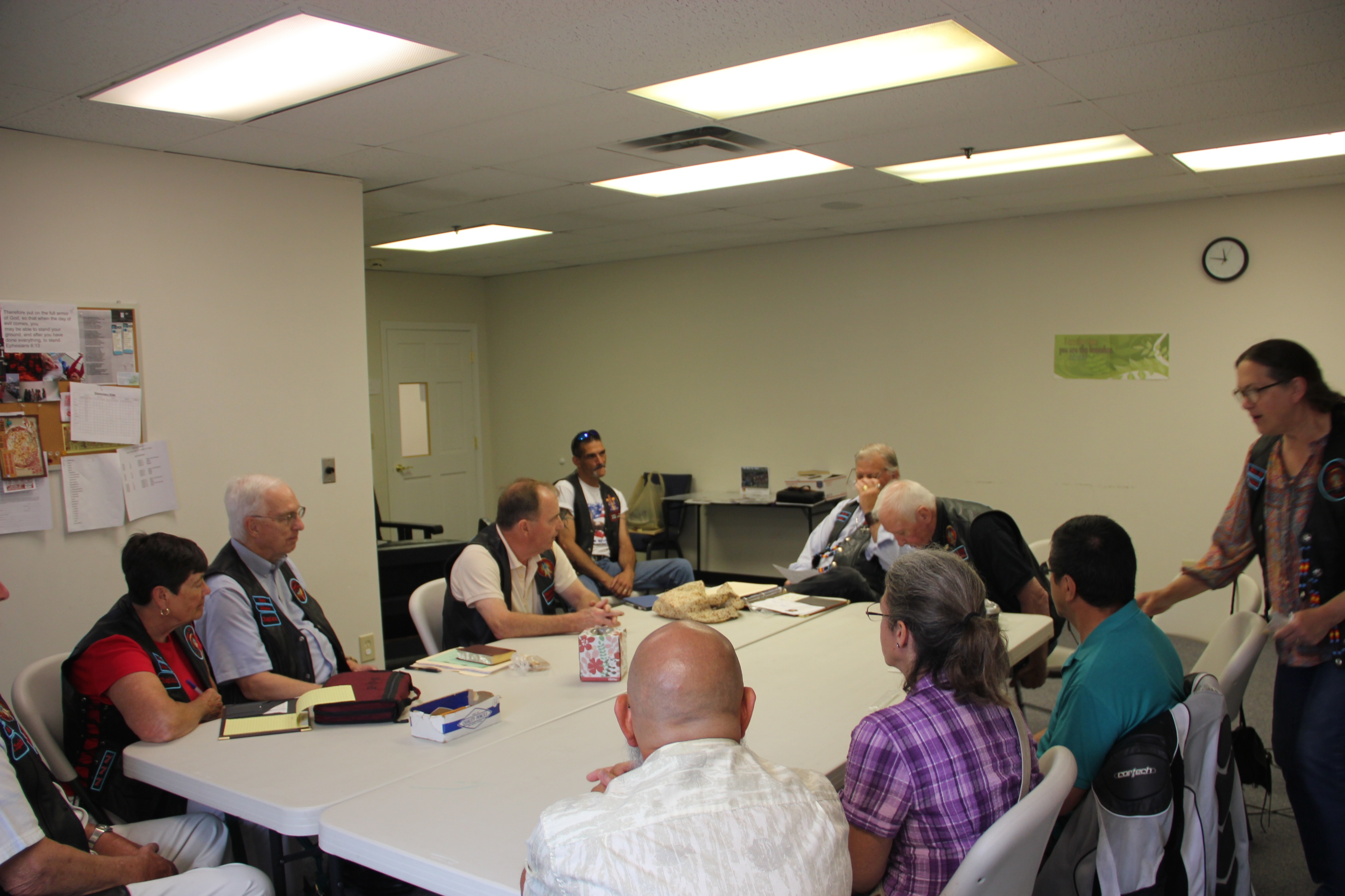 GGCC hosted July BFC meeting