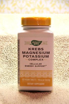 Krebs Magnesium Potassium