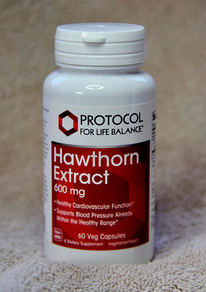 HAWTHORN EXTRACT 600 mg