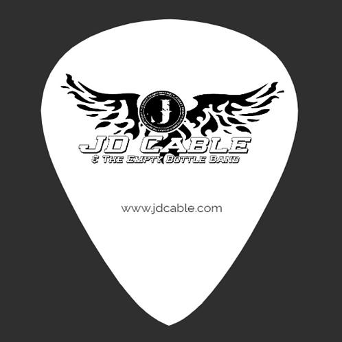 'E.B.B.' Guitar pick x 2
